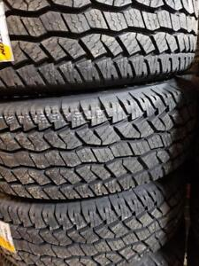 275/65R18 BRAND NEW SET ALL TERRAIN TIRES HORIZON 275/65/R18 ALL SEASON TIRES 275 65 18
