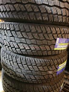 LT285/70R17 BRAND NEW SET ALL TERRAIN TIRES 10 PLY HEMISPEHERE A/T 285/70/R17 ALL SEASON TIRES 285 70 17 LT