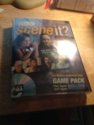HBO Scene It?  The DVD Game (Hbo Kids Games)