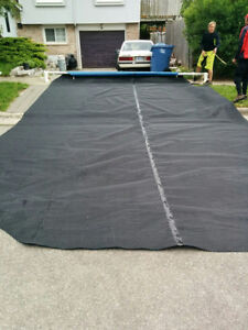 SOLAR COVER  GET READY FOR SPRING