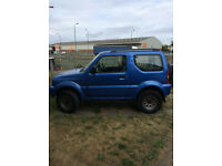 suzuki jimny 2002 manual SOLD