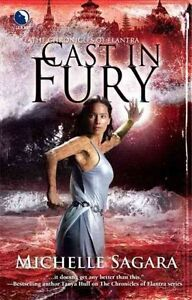 Cast in Fury, Michelle Sagara, New Book