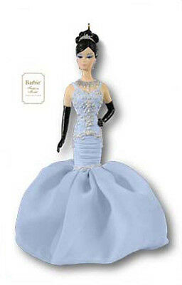 2008 Hallmark CLUB BARBIE Ornament THE SOIREE Fashion Model Collection Barbie