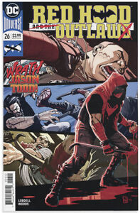 Details about  Red Hood & the Outlaws # 26 Regular Cover NM DC