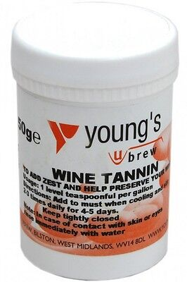 Wine Tanning 50g To Add Zest & Preserve Brewing Accessories Young