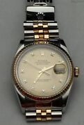 Mens Rolex Datejust Dial