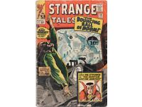Strange tales: The bouncing ball of doom Issue #15