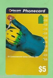 1994-COMMONWEALTH-GAMES-5-CYCLING-PHONECARD