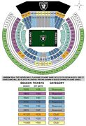 Raiders Tickets