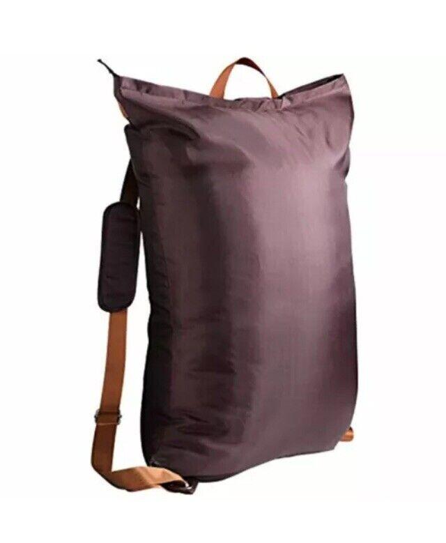Large Laundry Bag 24X34 Zipper,KSMA College Backpack Strong Adjustable Straps
