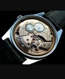 WATCHMAKER WANTED