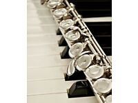 Piano & Flute tuition / GCSE Exam tutoring