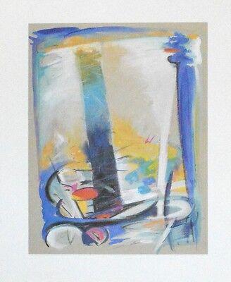 Alfred Gockel Ohne Titel Poster Bild Kunstdruck 30x24cm