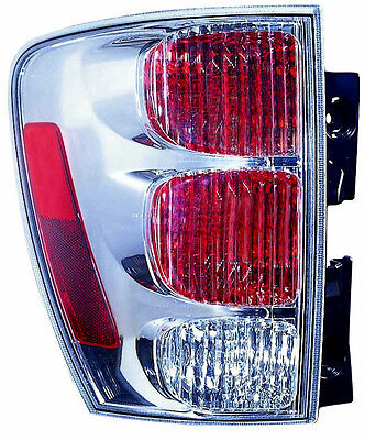 New Chevy Chevrolet Equinox 2005 2006 2007 2008 2009 left driver tail light