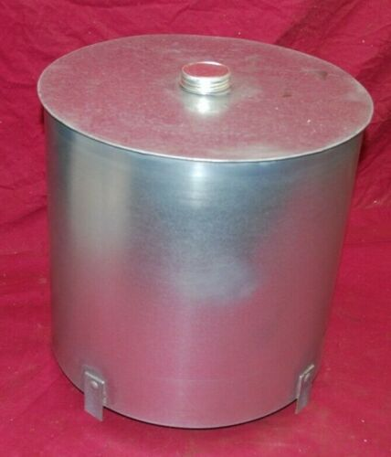 5 - 7 hp Galloway Gas Engine Motor  Fuel Gas Tank