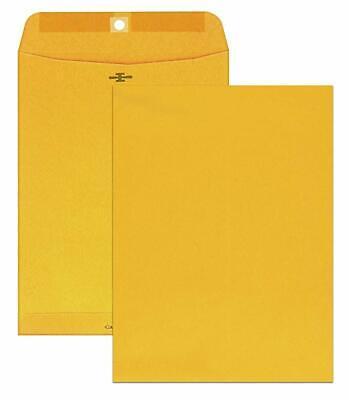 100 Manila Shipping Mailing Envelopes Gummed
