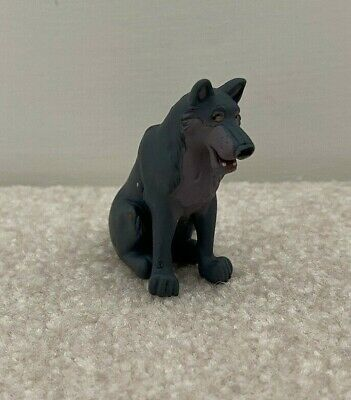 Disney Movie Balto Husky Wolf Dog Pvc Toy figure