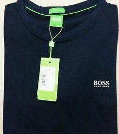 Long sleeved Hugo B-O-S-S tshirt. Lovely item.£22 posted.POST ONLY!