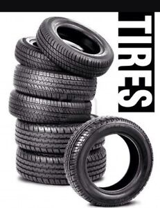 Need tires? Have a flat?