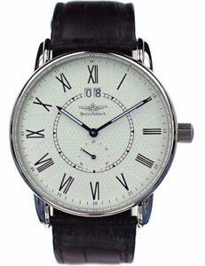 Breytenbach Men's Swiss Classic Big Date Watch