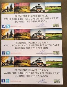 Discounted green fee vouchers at Heritage Pointe!