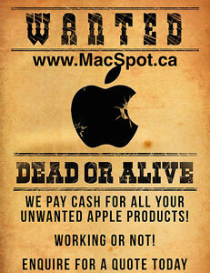 *CASH for MacBook Pro, MacBook Air, iMac, Apple Watch, iPad*