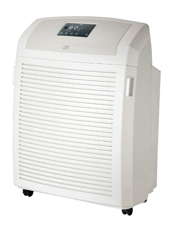 SPT 4-Stage Air Purifier White AC-2102