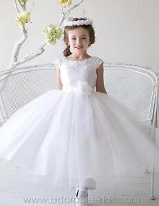 Brand New Flower Girl, First Communion, Christening Baptism, Birthday Party Dresses, Ring Boys Suits & Tuxedos