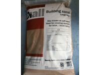 Large Bags of Building Sand x 4