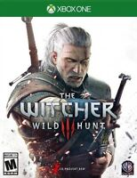 The Witcher pour XboxOne