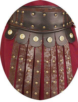 Roman Soldier Apron Centurion Costume Caesar Nativity Legionnaire - Mens Gladiator Costume