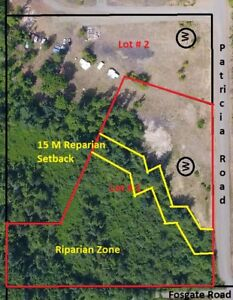 1.75 Acre Lot Oyster River