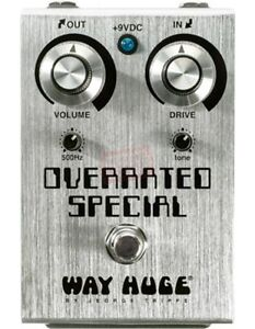 Dunlop WHE208 Overrated Special Overdrive pédale d'effet