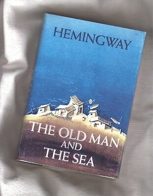 THE OLD MAN AND THE SEA~Ernest Hemingway 1952~First Edition -