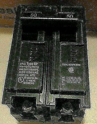 Siemens Q230250 Type Qp Circuit Breaker 2 Pole 3050 Amp New