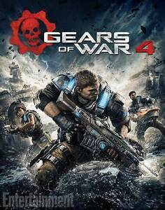 Gears of War 4 mint conditions Redfern Inner Sydney Preview