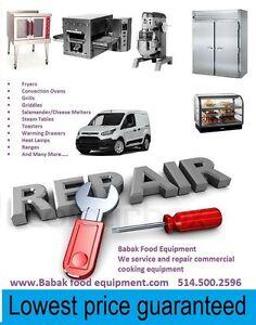 Restaurant Equipment service,Repairs