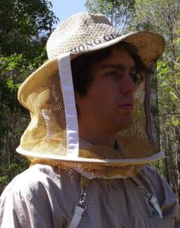 New Ventilated Beekeeping Protective Hat Veil