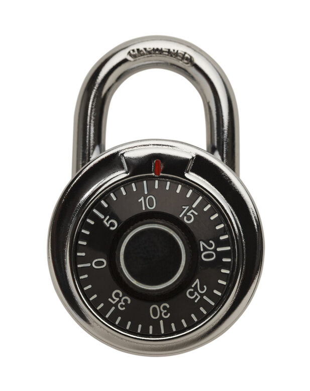 How to Reset a Combo Lock
