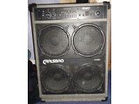 "Carlsbro B410C 4x10"" 150 Watt Bass Combo Amplifier"