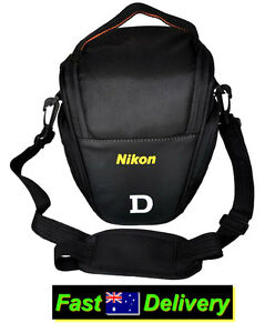 DSLR Camera Case Bag for Nikon DSLR D5200 D7000 D3100 D3000 D5100 D600 D90 D60