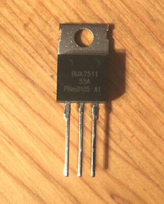 Buk7511-55a N Channel Power Fet Transistor