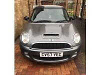 MINI Hatch 1.6 Cooper S 3dr, Low miles **** 12 Month Mot **** 2007 (57 reg), * FINANCE AVAILABLE*