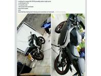 Motorbike!! SWOPS!!