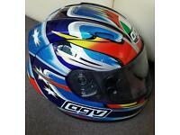 AGV xr2 motorcycle helmet