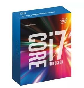 Intel Core I7-6700K 4.0GHz Processor 4 Core 8M Cache LGA1151 Socket