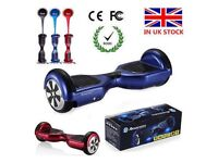 UK STOCK NEW SEGWAY - FREE UPS DELIVERY - Hoverboard Smart Swegway Balance Wheel Scooter