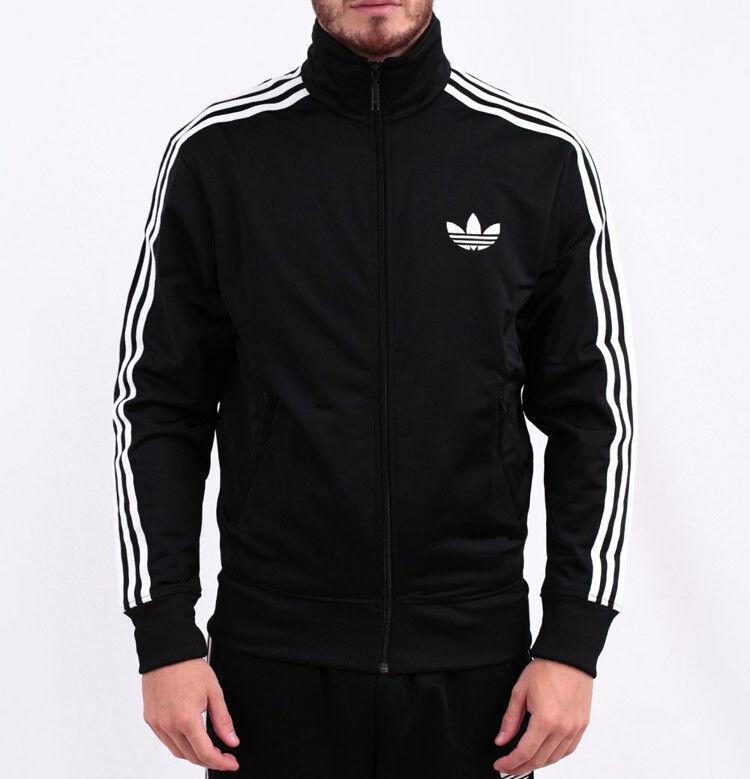 Adidas Originals TT Firebird Track Superstar Jacket Jacke Herren NEU schwarz S M