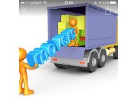 MAN AND VAN - REMOVALS - COLLECTION AND DELIVERY