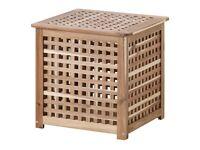 IKEA storage table